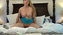 Afternoon enjoyment with desirae cock sucking n make love session. Afternoon delight with Desirae blowjob n have intercourse Session